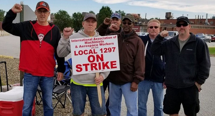 Ohio IAM Local 1297 Ends Strike, Gets Better Deal