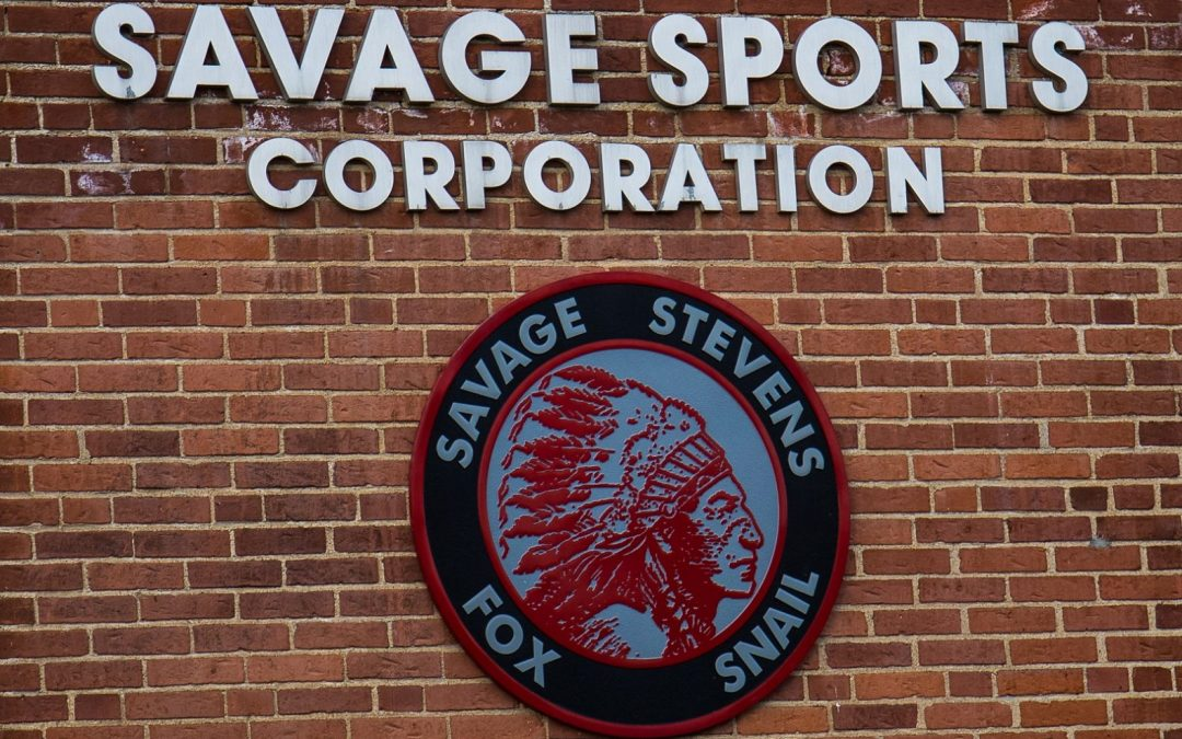 Martinez, Conigliaro Visit Massachusetts Members at Savage Arms