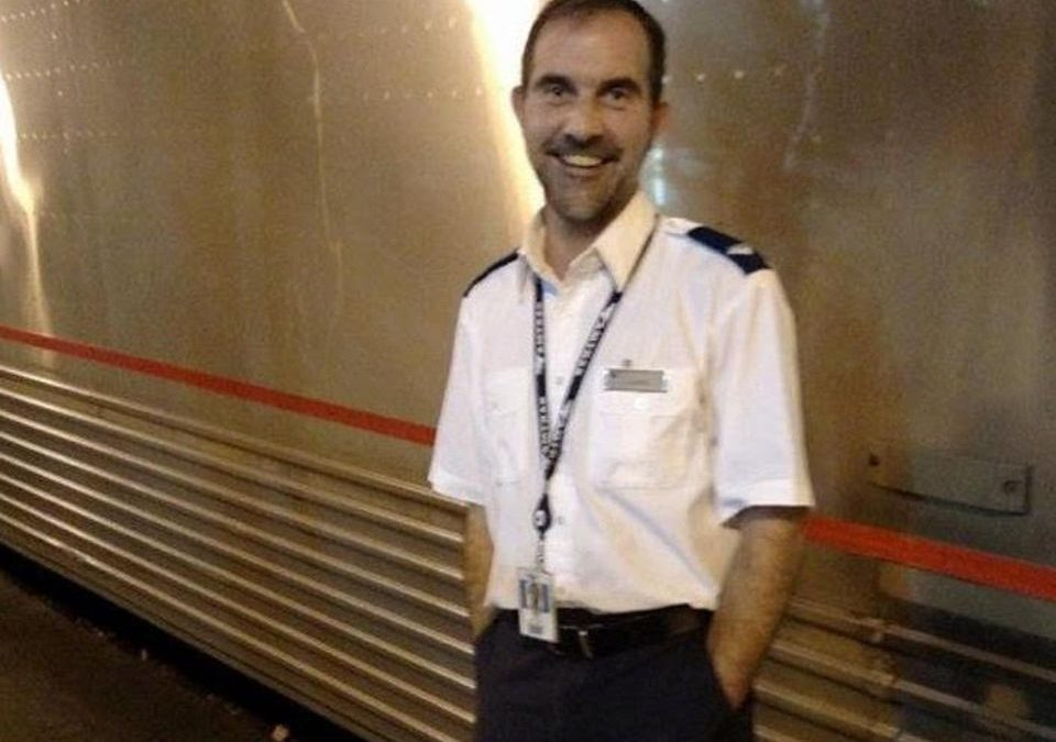 TCU Local 2508 Member James Lake Goes Above and Beyond for Amtrak Passengers