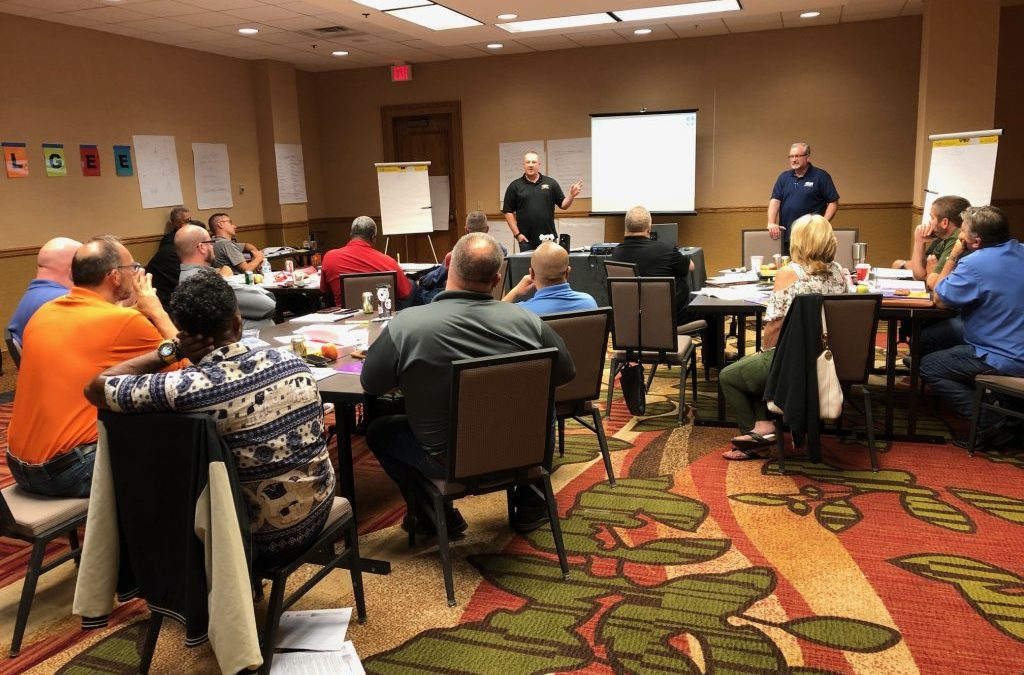 IAM Midwest Territory Undergoes First Aid Training in Mental Health