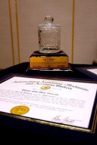 Machinists Sweep the Georgia Labor Awards