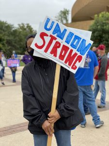 Big Show of Solidarity in Wichita for Local 774